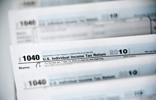 How do you correct a mistake on a recently filed tax return? Photo credit: Daniel Acker / Bloomberg