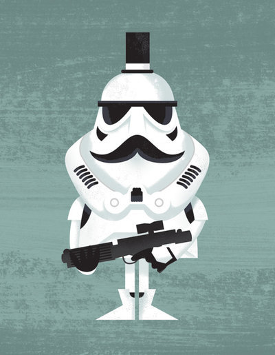 tiefighters: Stormtrooper - By Christopher Lee Website || deviantART
