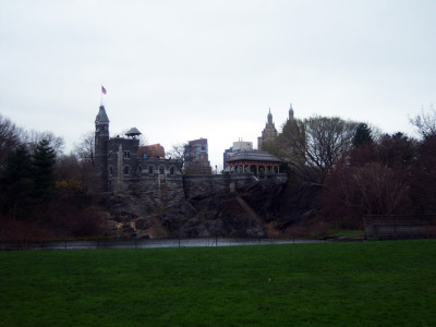 Belvedere Castle / Central Park