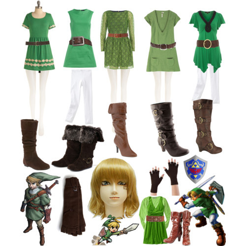 (via Legend of Zelda - Polyvore)