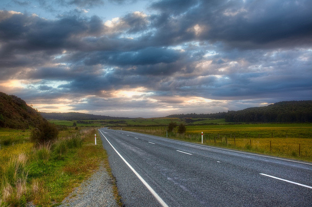 Roads of New Zealand