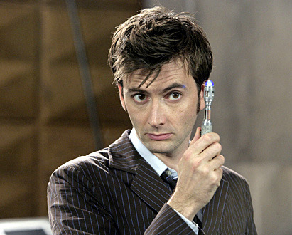I must admit David is my fave doctor, but Matt is growing on me. DOCTOR WHO <3