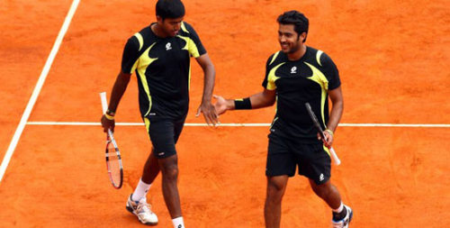 IndoPak Express improve ATP ranking after impressive Monte Carlo stint   KARACHI: Following a last-four finish at the Monte Carlo Masters, Pakistan's Asiam-ul-Haq Qureshi and India's Rohan Bopanna improved their ATP doubles ranking by two positions, according to the latest rankings released by ATP World Tour on Monday. The IndoPak Express are now ranked sixth, a double-hop from their pre-tournament rank of eighth and a testament to their ever-improving performances in the big tournaments.
