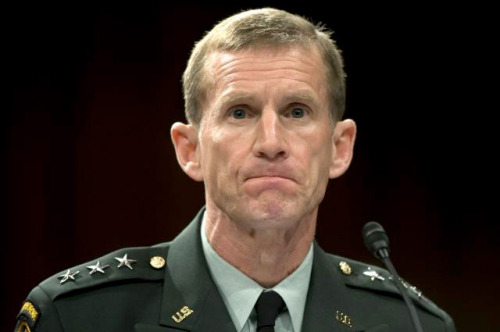 "Pentagon inquiry clears McChrystal over Rolling Stone article Rolling Stone vs. the Pentagon: A Pentagon inquiry into the Rolling Stone article ""The Runaway General,"" which was written by Michael Hastings and basically got Stanley McChrystal fired, has by their claims vindicated the former General. They said they were unable to verify the accuracy of the events detailed, and that in many areas they could find no witnesses to corroborate the claims. Hastings and his editors aren't having it, however; they stand behind the accuracy of the piece, making this something of a murky, ""my word versus yours"" scenario. Said Rolling Stone Executive Editor Eric Bates: ""It's accurate in every detail."" source Follow ShortFormBlog"