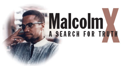Visit the Digital Schomburg online version of the 2005 exhibition Malcolm X: A Search for Truth. (via NYPL, Malcolm X: A Search for Truth)