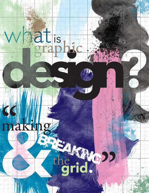 What is graphic design? by designer Japaslavian. <— click on that link and check out his stuff.