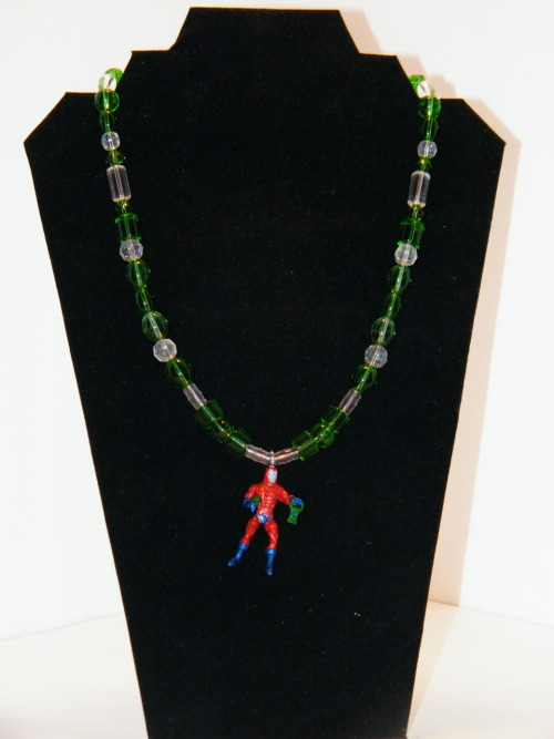 No one escapes the Manhunters! Green Lantern Corps. Manhunter Necklace. Can Currently be found in my shop. VISIT MY ETSY SHOP If you like any of the items I post, please reblog/forward. I'm trying to get a bit more traffic to my store. Please and thank you! =D