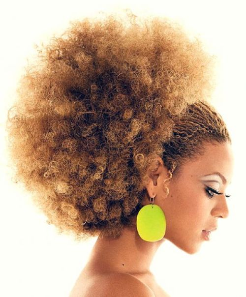 robynthebank:  love it Bey   Think you have the mojo to rock a 'fro like Bey a la Goldmember?  Or is  Halle's pixie cut more your style?  Maybe you prefer it long and straight like Ciara?  Well whatever your vibe, check out www.blackhairwigs.net for more style options.  Remember, there's never an excuse for a bad hair day!!!!