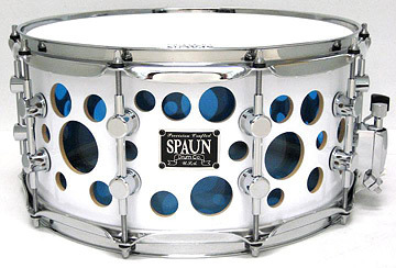 willowphoto:  beatemliketheybad:  Spaun has the coolest looking drums…   I came.  *sighs*