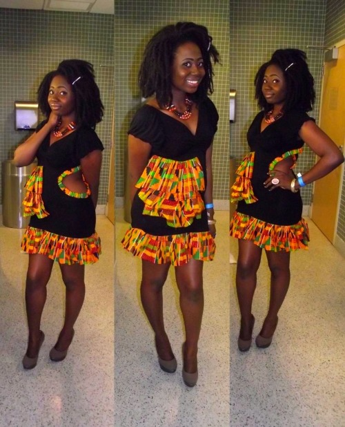 Ghanaian Kente Fabric