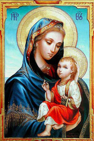 Mary our Mother, comfort of the afflicted, protect us,may we console others as you console us.