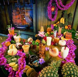 Mai Kai in Fort Lauderdale Florida! Tiki Heaven! smackhippie:  oh.  my.  tiki. god!