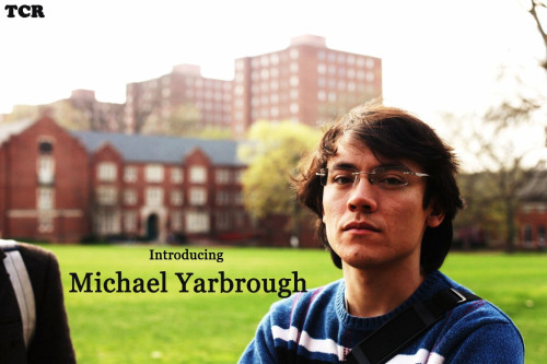 "As promised a few weeks ago, I present to you: Michael Yarbrough, one of the funniest people I know.  the infamous michael yarbrough smirk It's not often you meet a guy who simply embodies effortless cool, whose every move is unbelievably suave and silky. Michael is not one of those guys. He's a huge nerd, in fact. But Michael embodies something just as valuable as effortless cool. He exudes a certain quirky charm and wise wit that will leave you in a permanent half-smile if you spend more than a minute around him.  michael points  michael's color palette complements life When I look back at these visuals of Michael that I captured a few weeks ago, I sort of marvel. I hadn't planned on shooting Yarbrough that day. I actually just ran into him while I was meeting up with another friend. Amazingly though, everything about Michael's look just clicked. He just happened to be carrying a yellow mug that perfectly complemented the grass and his cool sweater and jeans. I suppose the stars just aligned. It was one of those moments where while you're snapping away, you're aware that everything you're capturing is pure gold. It's a cool thing to be cool with a guy whose color palette complements life.  classic blue sweater, blue belt, blue jeans  coffee mug and belt When I complimented Yarbrough on looking particularly steezy that day, he bemoaned that I had caught him on a bad day. According to him, he just sort of rolled out of bed.  michael's sneakers; he does gardening in these As proof for his claim of ""not trying"" that day, he pointed to his jeans and sneakers, proclaiming ""I do gardening in these!"" ""Sure,"" I replied. ""Whatever you say, Michael. Whatever you say."""