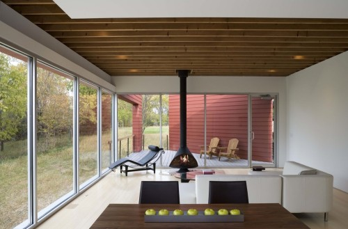 crabapple | living ~ randy brown architects