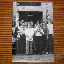 PRESTO! PHOTOGRAPHS BY LELE SAVERILAZER COPIES48 PAGESSTAPLEDPUBLISHED BY HAMBURGER EYESEDITION OF 100 Buy