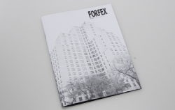 Ari Marcopoulos for FORFEX Limited edition zine made in collaboration with Italian based shoe company Forfex Check it out