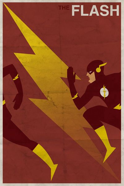 Flash  (Wish I knew where I found this)