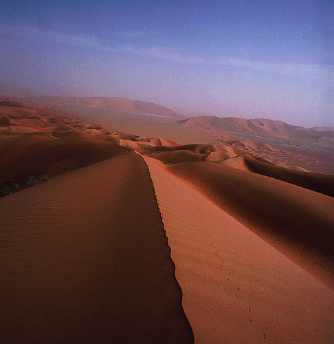 123 places to visit #123+: Rub' al Khali, Saudi Arabia/Oman/United Arab Emirates/Yemen