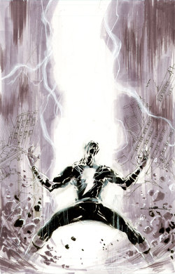 Black Adam by Yildiray Cinar