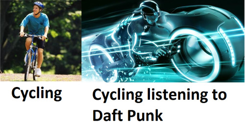 daft cycling