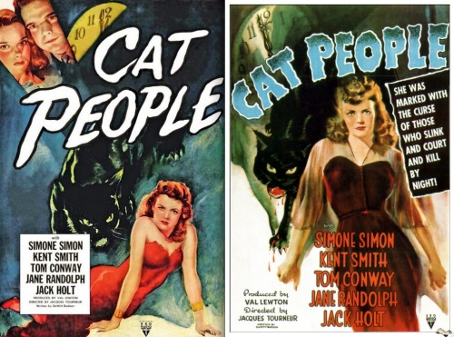 suckmyheel:  Cat People (1942)
