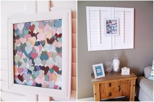 (via see kate blog: how to make cheap wall art. part two)