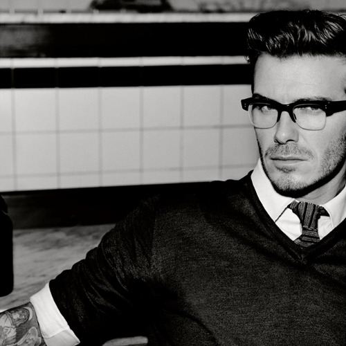 David Beckham by Alasdair McLellan