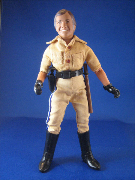 You guys, there's a Robert Pine action figure!!