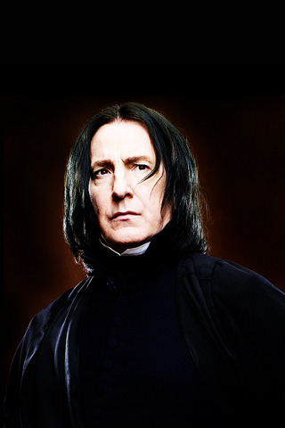 Anyone Able To Link Me To A Severus Snape Wallpaper