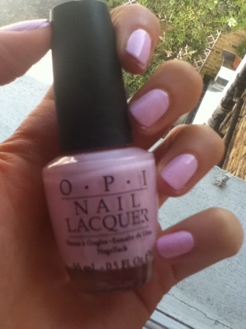 Loving this nail polish! - OPI Mod About You. What nail polish are you wearing ? Reply Below :)