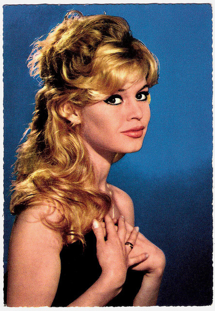 Brigitte Bardot by Truus, Bob & Jan too! on Flickr.