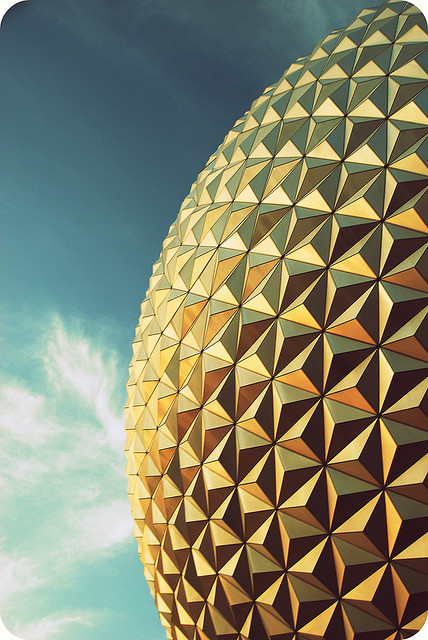 Epcot (Explored!) by Vanessa Guzan