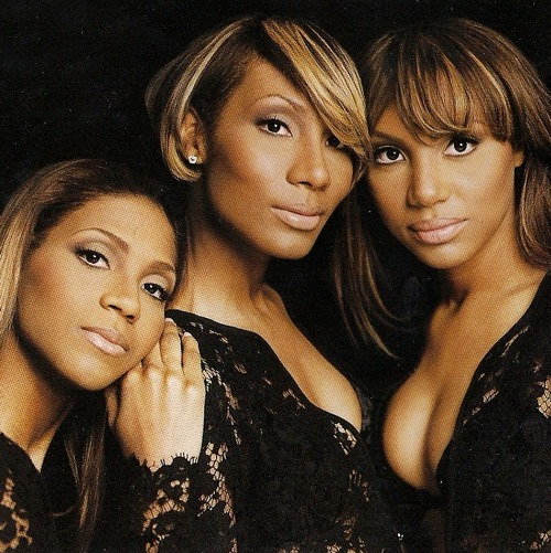 The Braxtons!!! @TrinaBraxton @TowandaBraxton & @TamarBraxtonHer I need to see this very very soon on a album cover!!! With @TraciBraxton!!! #2013