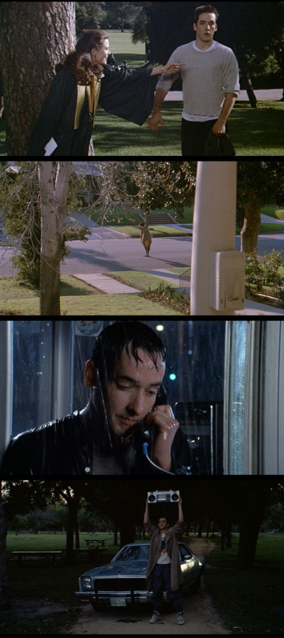 moviesinframes:  Say Anything…, 1989 (dir. Cameron Crowe) By johnlennonandcupcakes