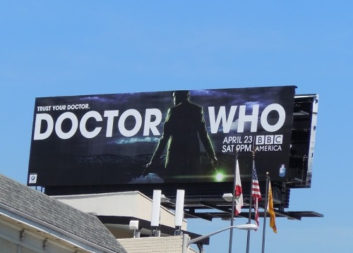 Doctor Who season six billboards in Los Angeles Series 6 Premiere is in three days. Will you be there? (via Daily Billboard)