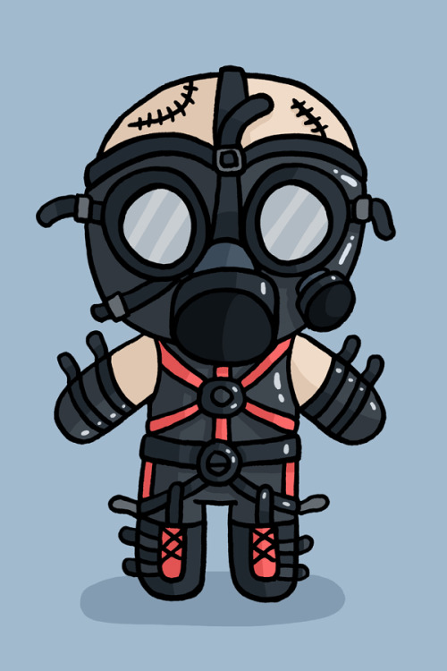 Psycho Mantis: Cutest Gimp in all the land!