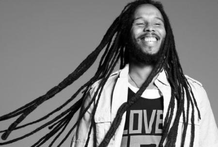 bbook:  Ziggy Marley Wishes You a Happy 4/20