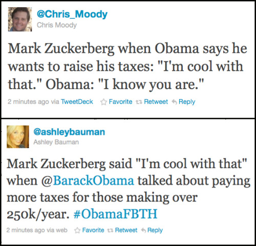 Come ON, GOP. I mean, dude: Even MARK ZUCKERBERG gets it. On a related note, maybe we've been too hard on Zucks in the past… …Naaaah.
