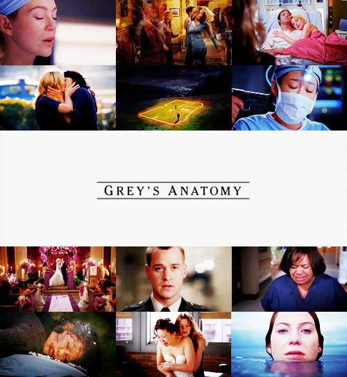 "TV Shows Challenge | 10 TV shows you love the most: Grey's Anatomy  ""I can't think of a single reason why I should be a surgeon, but I can think of a thousand reasons why I should quit. They make it hard on purpose. There are lives in our hands. There comes a moment when it's more than just a game, and you either take that step forward or turn around and walk away. I could quit but here's the thing… I love the playing field."""