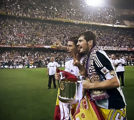 vivaelfutbol:  Captains <3
