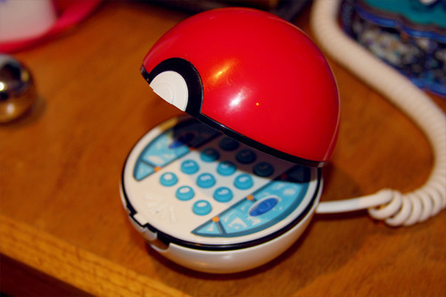 asianxpersuasion:  Poké ball phone > hamburger phone (:  —— MY thoughts exactly!