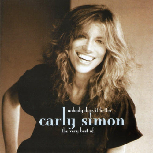 Carly Simon — 5'10""