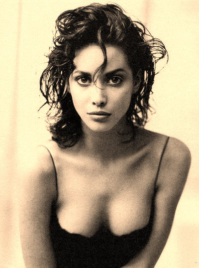 Christy Turlington — 5'10