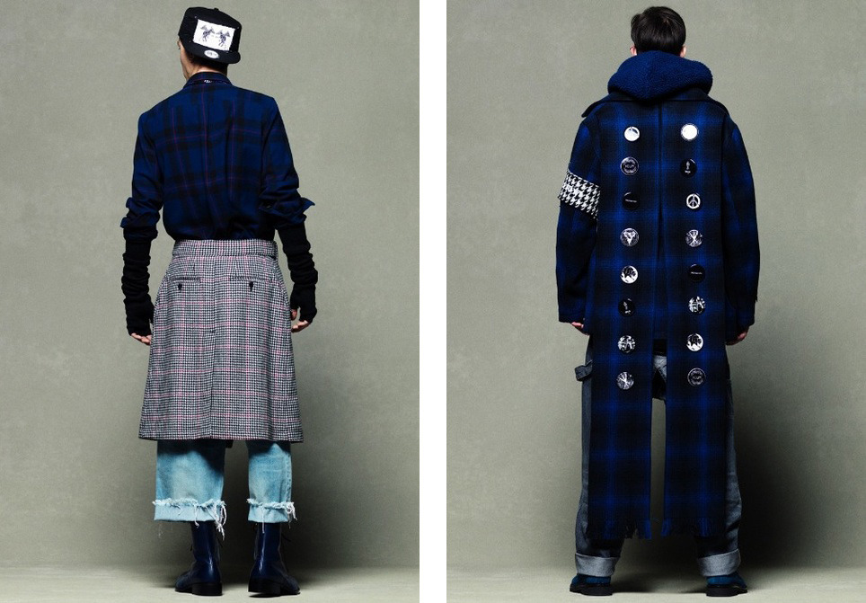 Phenomenon A/W 2011 Lookbook via Urfunked