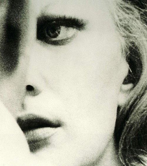 "Gena Rowlands in Faces (1968, dir. John Cassavetes) ""I could never make an unrealistic type of picture…It would be awfully somber if people made only realistic films. However, that's the best way I can work and if there's no market for it then I'll pack up as it's the only kind of film I am interested in. If I directed a picture like Return of the Jedi or even worked on one, I would faint - I'd faint and never get up again I'd be so ashamed.   I'm not interested in starting fires. I've never seen an exploding helicopter. I've never seen anybody go and blow somebody's head off. So why should I make films about them? But I have seen people destroy themselves in the smallest way. I've seen people withdraw. I've seen people hide behind political ideas, behind dope, behind the sexual revolution, behind fascism, behind hypocrisy, and I've myself done all these things. In our films what we are saying is so gentle. It's gentleness. We have problems, terrible problems, but our problems are human problems."" -John Cassavetes, quoted in Cassavetes on Cassavetes"