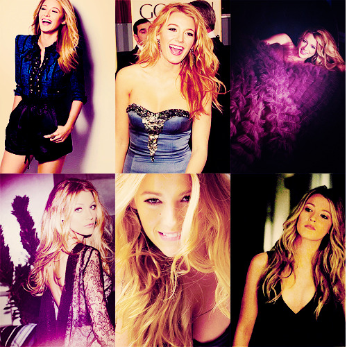 6 Favourite Pictures  Alicantes asked Blake Lively