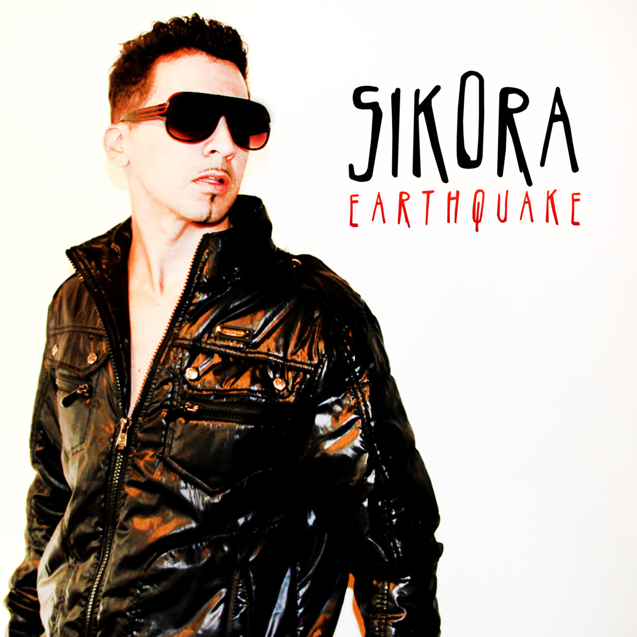 "Check out my new song ""Earthquake"" on iTunes - go download it please!  - Sikora"