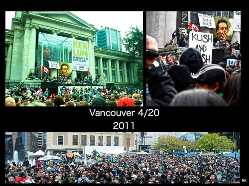 hope everyone had a blurry happy 420! rumor has it Vancouver was the place to be…
