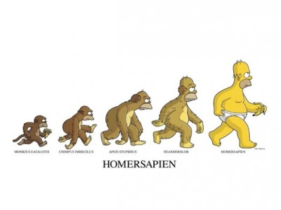 Evolution of Man parodies via http://blog.gaborit-d.com