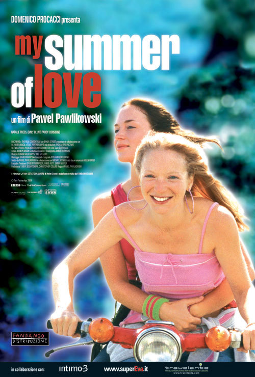 fuckyeahmovieposters:  My Summer of Love Submitted by invisiblemasochism